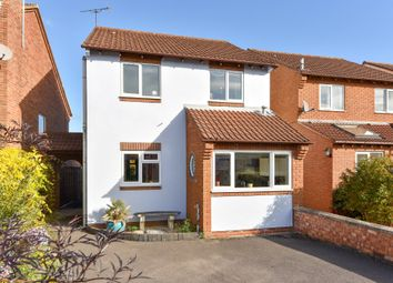 Thumbnail 3 bed detached house for sale in Everest Road, Cheltenham