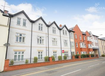 Thumbnail 2 bed flat for sale in Carriageworks, New Street, Mold