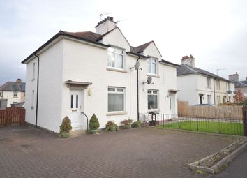 Thumbnail 2 bed semi-detached house for sale in Woodside Place, Fallin, Stirling