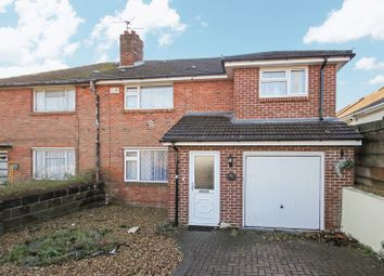 Thumbnail 4 bed semi-detached house to rent in Mossley Avenue, Poole