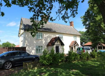 Thumbnail 6 bed detached house for sale in Mardle Farm House, Ipswich Road, Tivetshall St Mary, Norfolk