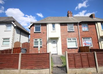Thumbnail 3 bed semi-detached house for sale in Leavesley Road, Blackpool