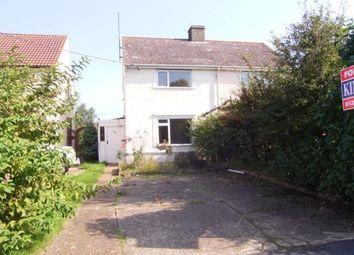 Thumbnail 2 bed semi-detached house for sale in Little Oakley, Harwich, Essex