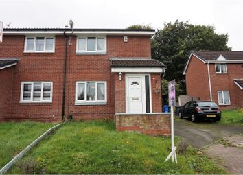 Thumbnail 2 bed semi-detached house for sale in Moorland Drive, Runcorn