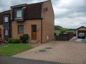 Thumbnail 2 bed detached house to rent in Gray Park, Perth Road, Cowdenbeath