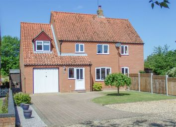Thumbnail 5 bed detached house for sale in Batterby Green, Hempton, Fakenham
