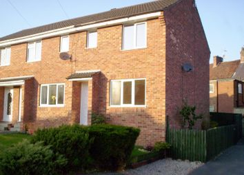 Thumbnail 2 bed terraced house to rent in Bondgate Green Close, Ripon