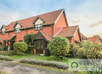 Thumbnail 3 bed semi-detached house for sale in Mardle Road, Toft Monks, Beccles