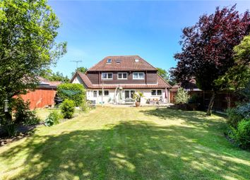 Thumbnail 7 bed property for sale in Scures Hill, Nately Scures, Hook, Hampshire