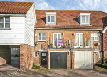 3 bed terraced house for sale in Baker Crescent, Dartford DA1