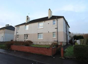 Thumbnail 2 bed flat for sale in Inzievar Terrace, Carmyle, Glasgow