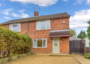 Thumbnail 2 bed semi-detached house for sale in Severn Way, Tilehurst, Reading, Berkshire