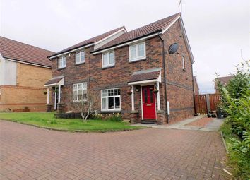Thumbnail 3 bed semi-detached house for sale in Chirmorie Place, Glasgow