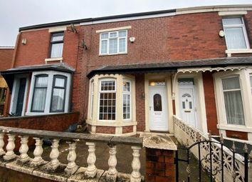 Thumbnail 4 bed terraced house for sale in Lincoln Road, Blackburn