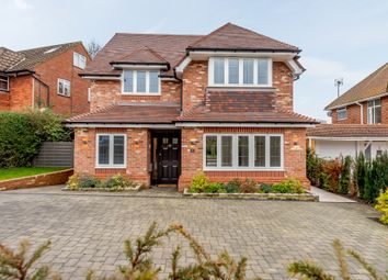 Thumbnail 4 bed detached house for sale in Woodside Road, Northwood