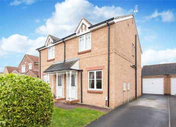 Thumbnail 2 bed semi-detached house to rent in Tamworth Road, Clifton Moor, York