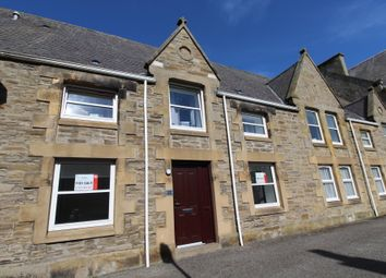 Thumbnail 2 bedroom flat for sale in Pringle Court, Buckie