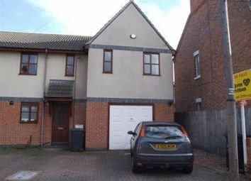 Thumbnail 3 bed town house to rent in Havelock Street, Loughborough