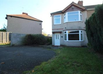 Thumbnail 3 bed detached house to rent in Sir Henry Parkes Road, Coventry