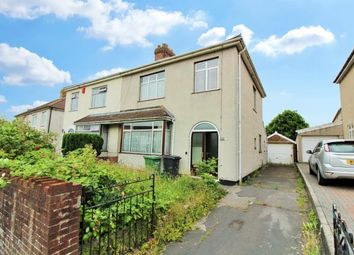 Thumbnail 3 bedroom semi-detached house for sale in Conygre Road, Filton, Bristol