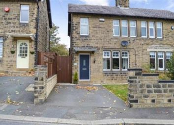 Thumbnail 3 bed semi-detached house for sale in 114, Woodside Road, Huddersfield, West Yorkshire