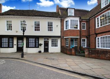 Thumbnail 3 bed terraced house for sale in Market Square, Horsham, West Sussex