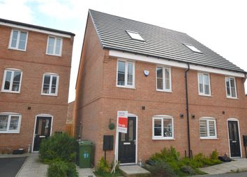 Thumbnail 3 bed semi-detached house for sale in Tunnicliffe Way, Thornbury/Pudsey Border, Bradford, West Yorkshire