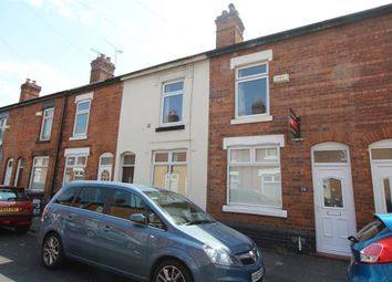 Thumbnail 2 bed terraced house to rent in Bedford Street, Crewe