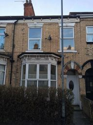 Thumbnail 1 bed property to rent in Granville Street, Hull