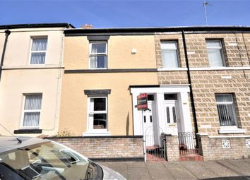 Thumbnail 2 bed terraced house for sale in Warren Street, Fleetwood, Lancashire
