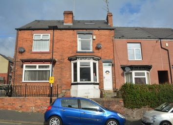 Thumbnail 4 bed terraced house to rent in Bolsover Road, Sheffield
