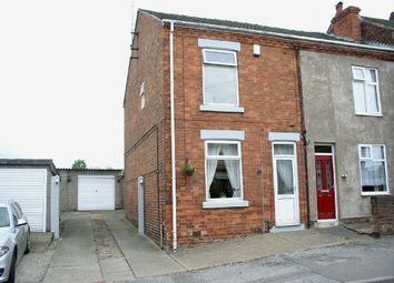 Thumbnail 3 bedroom end terrace house for sale in Station Road, Selston, Nottingham