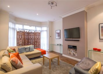 Thumbnail 4 bedroom semi-detached house for sale in Long Lane, Finchley Central, London