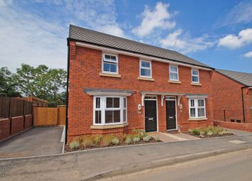 Thumbnail 3 bed semi-detached house for sale in Whetstone Street, Wire Hill, Redditch.