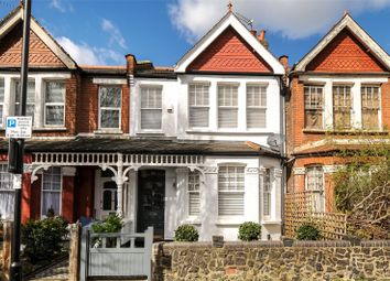 Thumbnail 4 bed terraced house for sale in Devonshire Road, Palmers Green