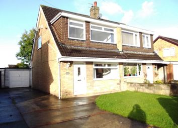 Thumbnail 3 bed semi-detached house to rent in Broadwood Drive, Fulwood, Preston, Lancashire