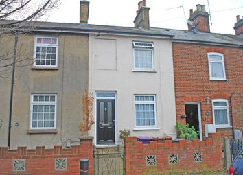Thumbnail 2 bedroom terraced house for sale in Dacre Road, Hitchin, Hertfordshire