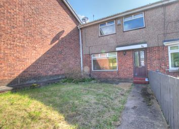 Thumbnail 3 bed semi-detached house for sale in Salcombe Gardens, Gateshead