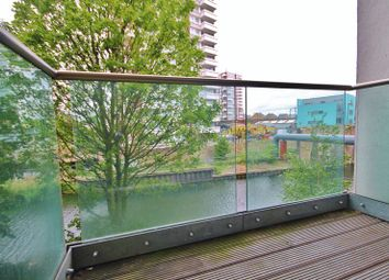 Thumbnail 2 bedroom flat to rent in Tequila Wharf, Commercial Road, London