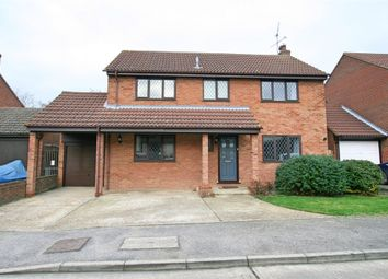 Thumbnail 4 bed detached house for sale in Mallard Close, Tollesbury, Maldon, Essex