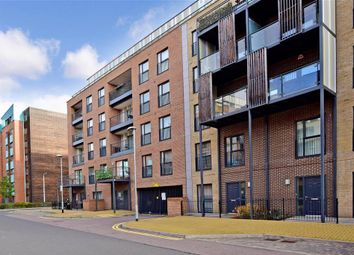 Thumbnail 2 bed flat for sale in Maxwell Road, Romford, Essex