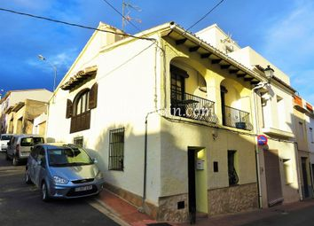 Thumbnail 3 bed town house for sale in Adsubia, Alicante, Spain