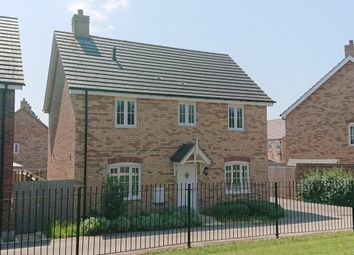 Thumbnail 4 bed detached house to rent in Markham Rise, Bedford