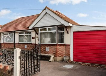Thumbnail 2 bed semi-detached bungalow for sale in Kingsway, Stanwell, Staines