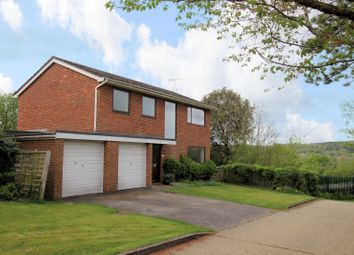 Thumbnail 4 bed detached house for sale in Winston Way, Purley On Thames, Reading