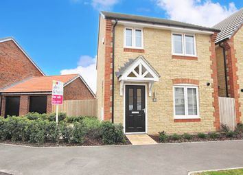 Thumbnail 3 bed detached house for sale in Reed Street, Didcot