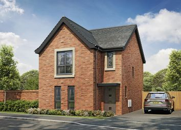 "Thumbnail 3 bedroom detached house for sale in ""The Hatfield"" at Berrington Road, London Road, Hampton"
