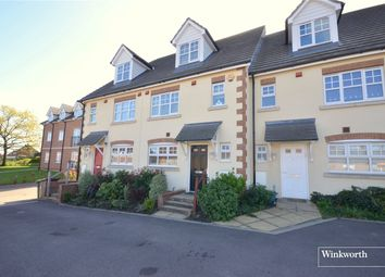 Thumbnail 4 bed terraced house to rent in Sandringham Close, Borehamwood, Hertfordshire