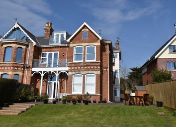 Douglas Avenue, Exmouth EX8. 3 bed flat for sale