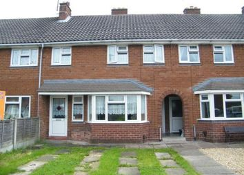 Thumbnail 3 bed terraced house to rent in Neath Road, Bloxwich